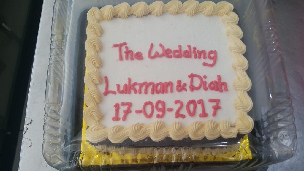 Simple Wedding Cake 02
