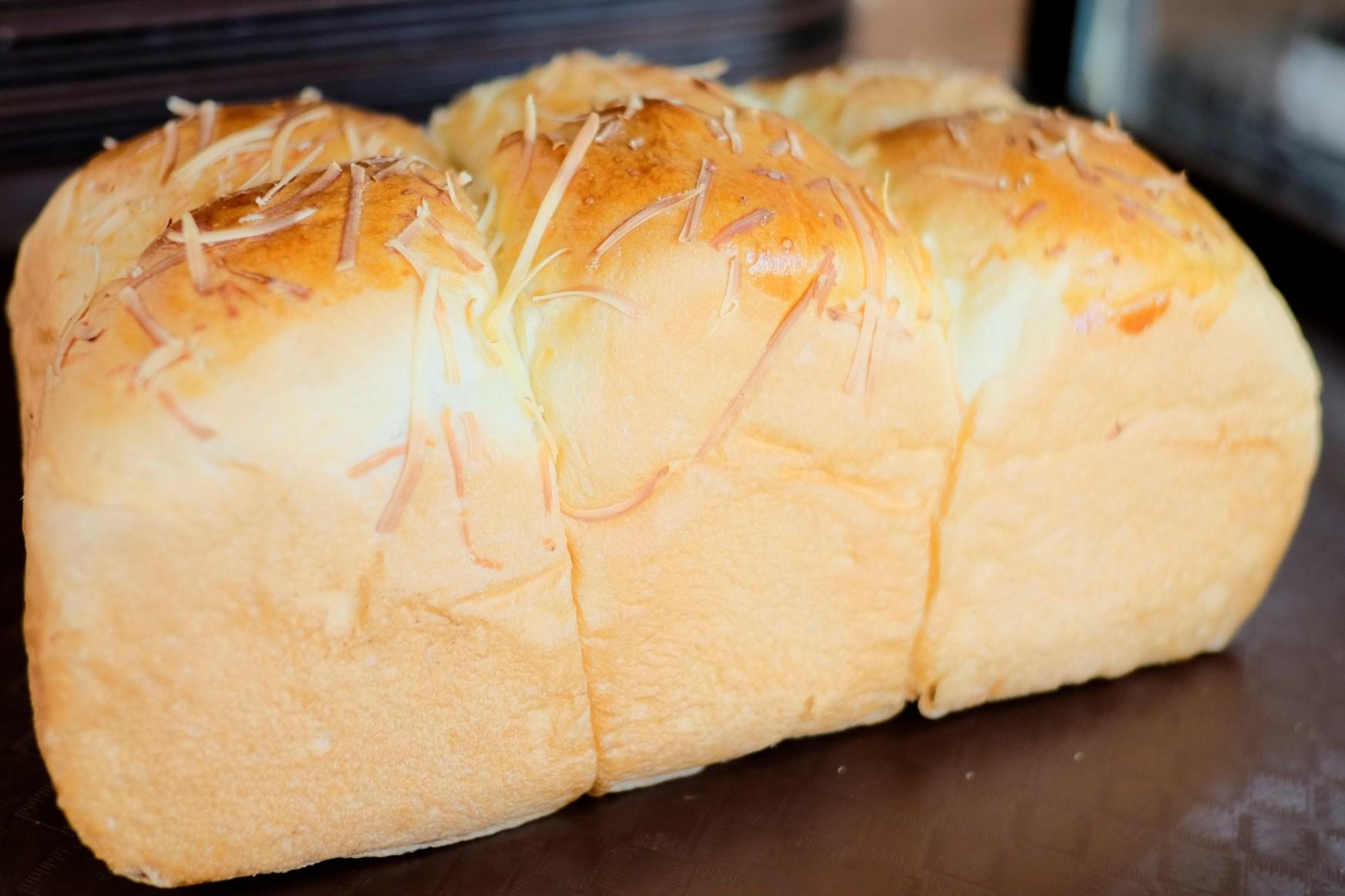Roti Kasur Keju