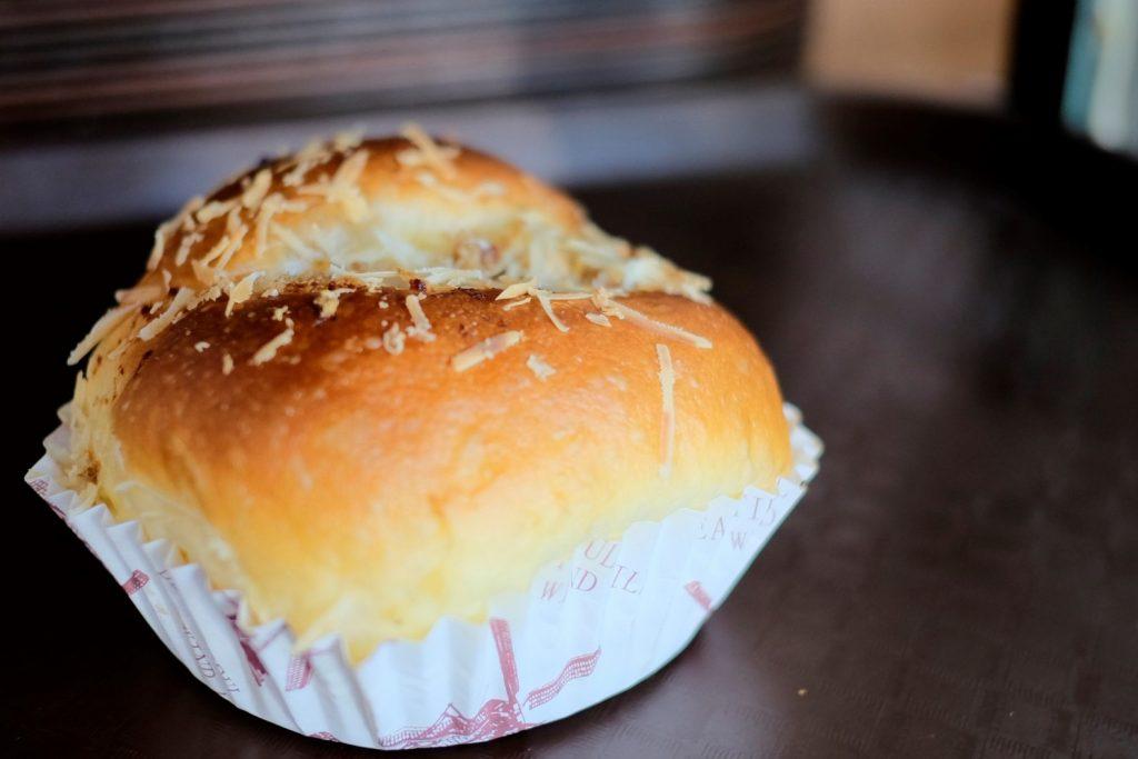 Roti Tuna Mayo