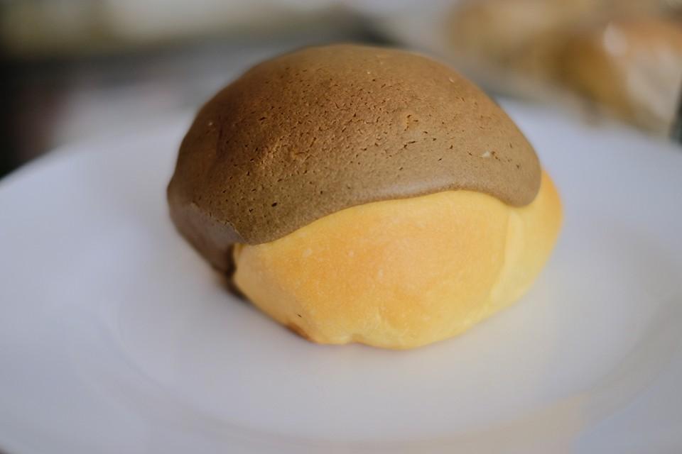 Roti Vanila Kopi