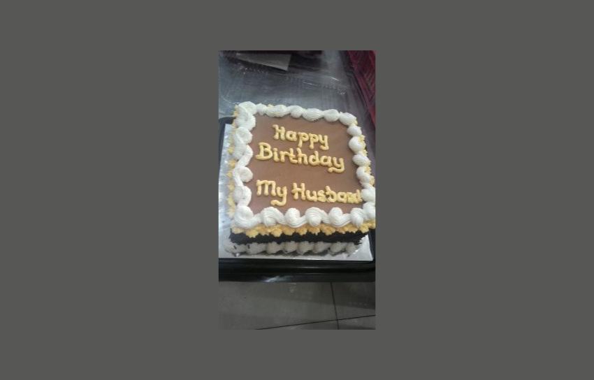 Simple Birthday Tart 05
